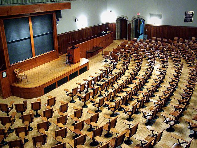 Bill Short Building 3 Helm Auditorium