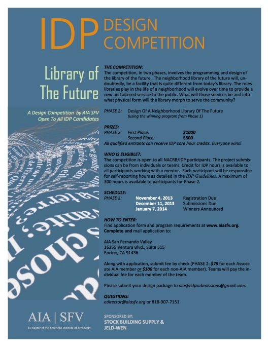 IDP Competition Flyer Phase2