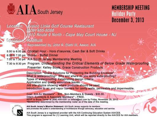 AIA_SJ_December_2013_Meeting_Notice_Color
