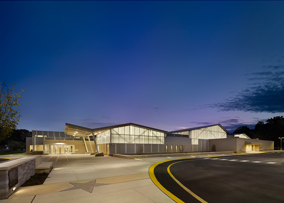 celebrate nj architecture digroup memorial elementary