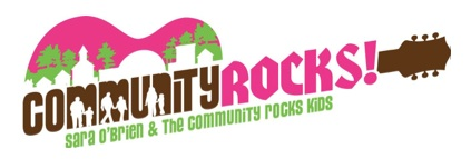 AIA WJ Community Rocks Logo