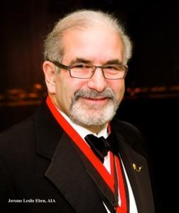 Jerome Leslie Eben, AIA