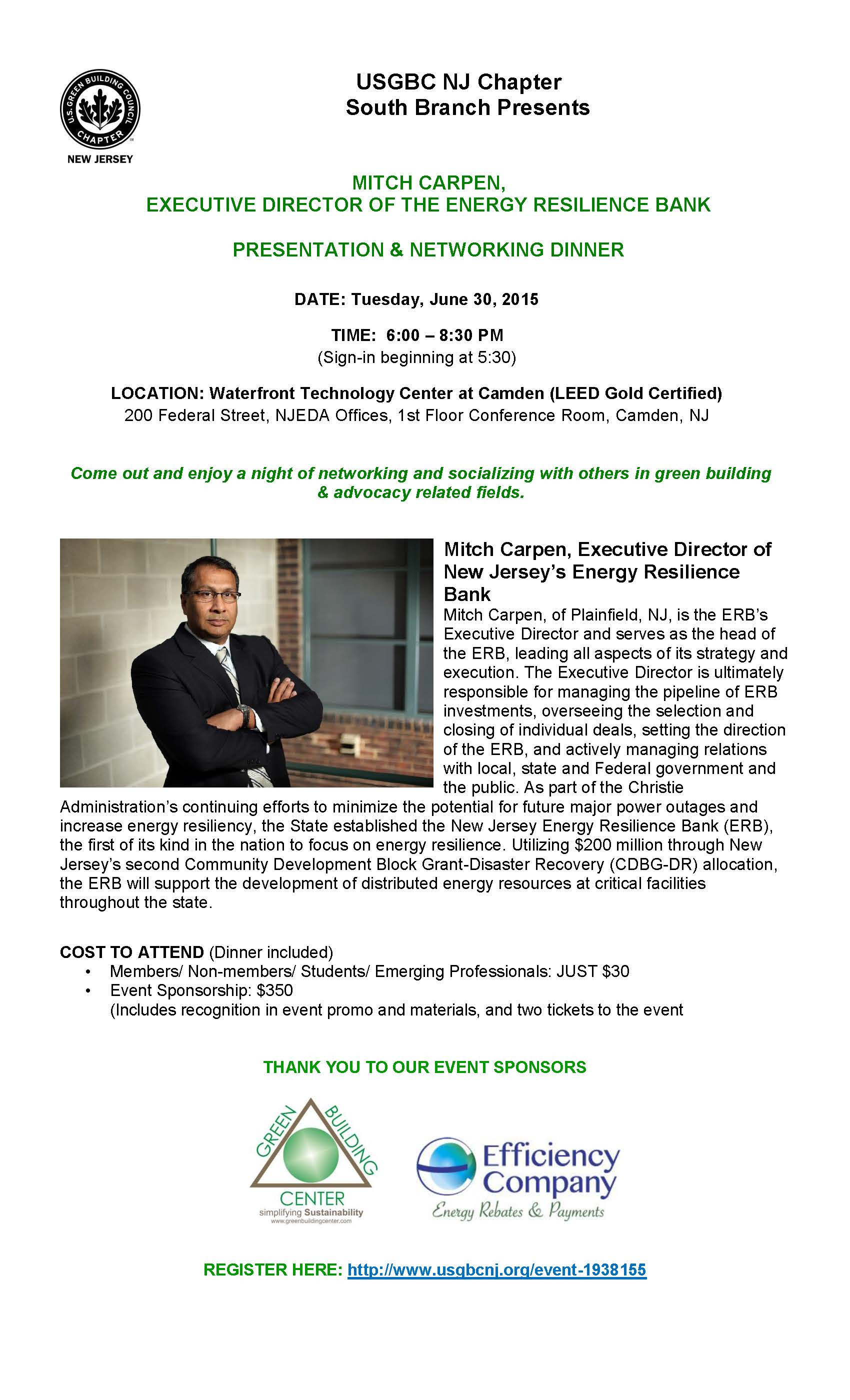 USGBC-NJ_South_Branch_event-6-30-15