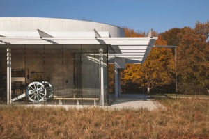Honor Award 2014 - Monmouth Battlefield Visitors Center, ikon5 architects