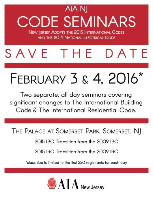 AIA 2016 Code Seminar STD