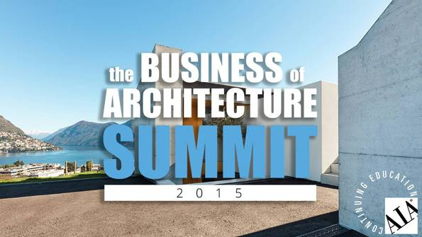 Business of Architecture Summit 2015