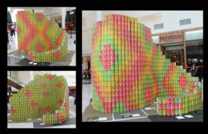 2015 South Jersey Canstruction