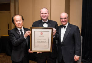 Michael Hanrahan AIA - Distinguished Service Award