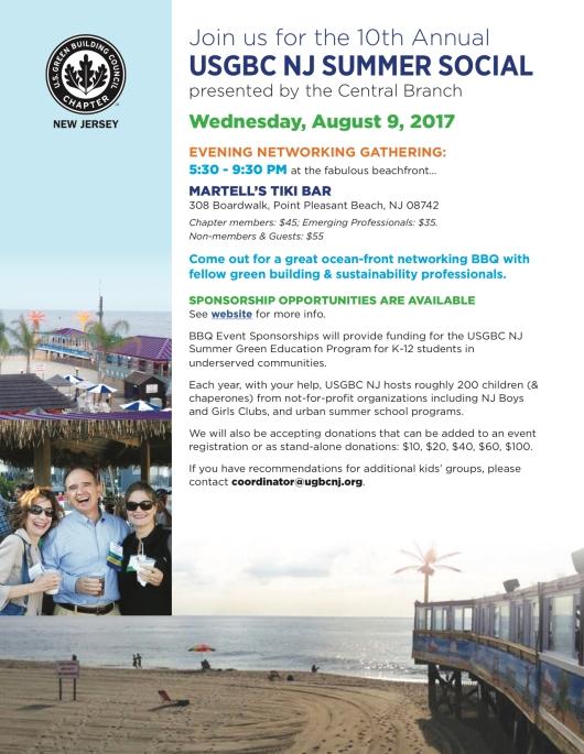 USGBCNJ_SummerSocial2017